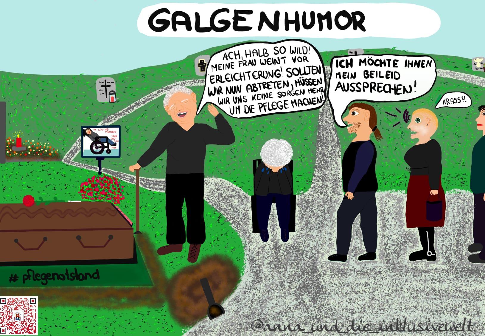 Galagenhumor