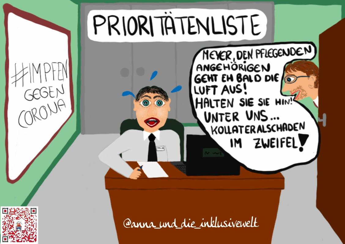 Prioritaetenliste